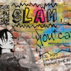 slam Sticker